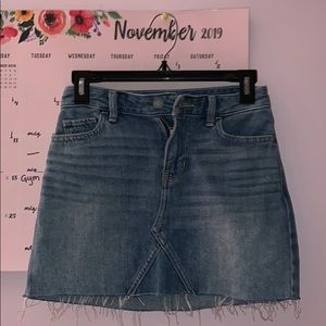 Hollister Denim Skirt!